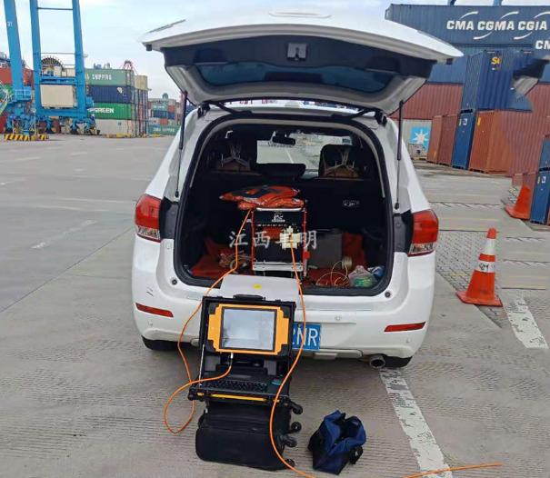 景德镇市政CCTV管道检测