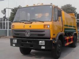 管道清洗配套设备:垃圾运输车