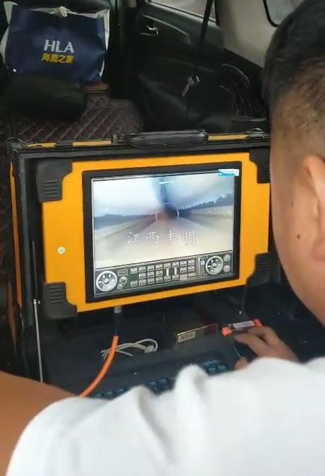 宜春工业园CCTV管道检测