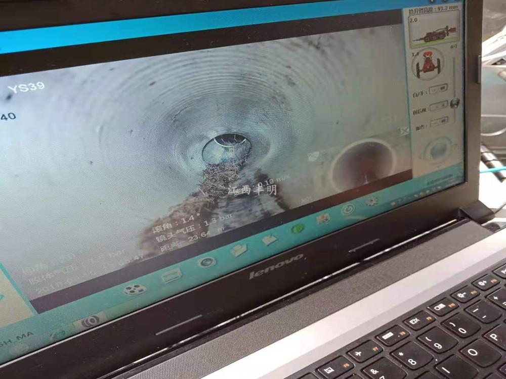 吉安工业园市政CCTV管道检测