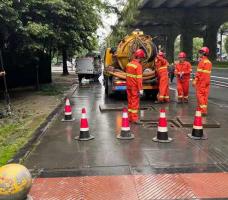 武汉市政管道清淤